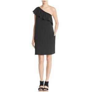 Marled Reunited Clothing one shoulder dress